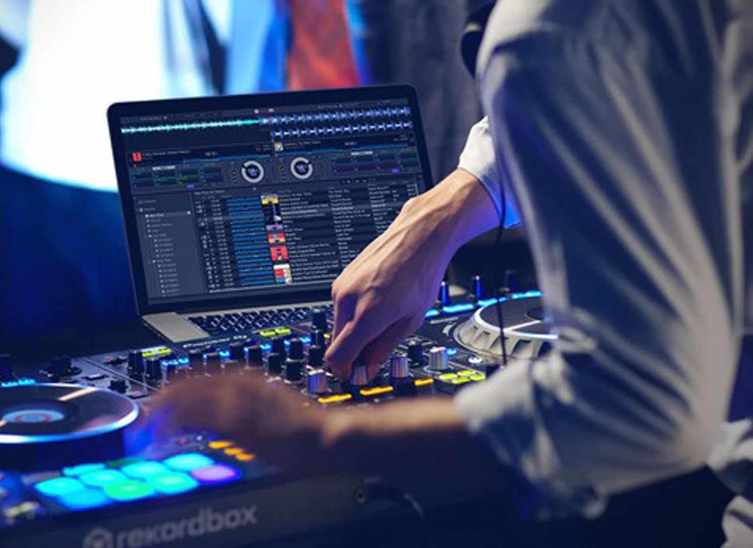 آموزش دی جی DJ